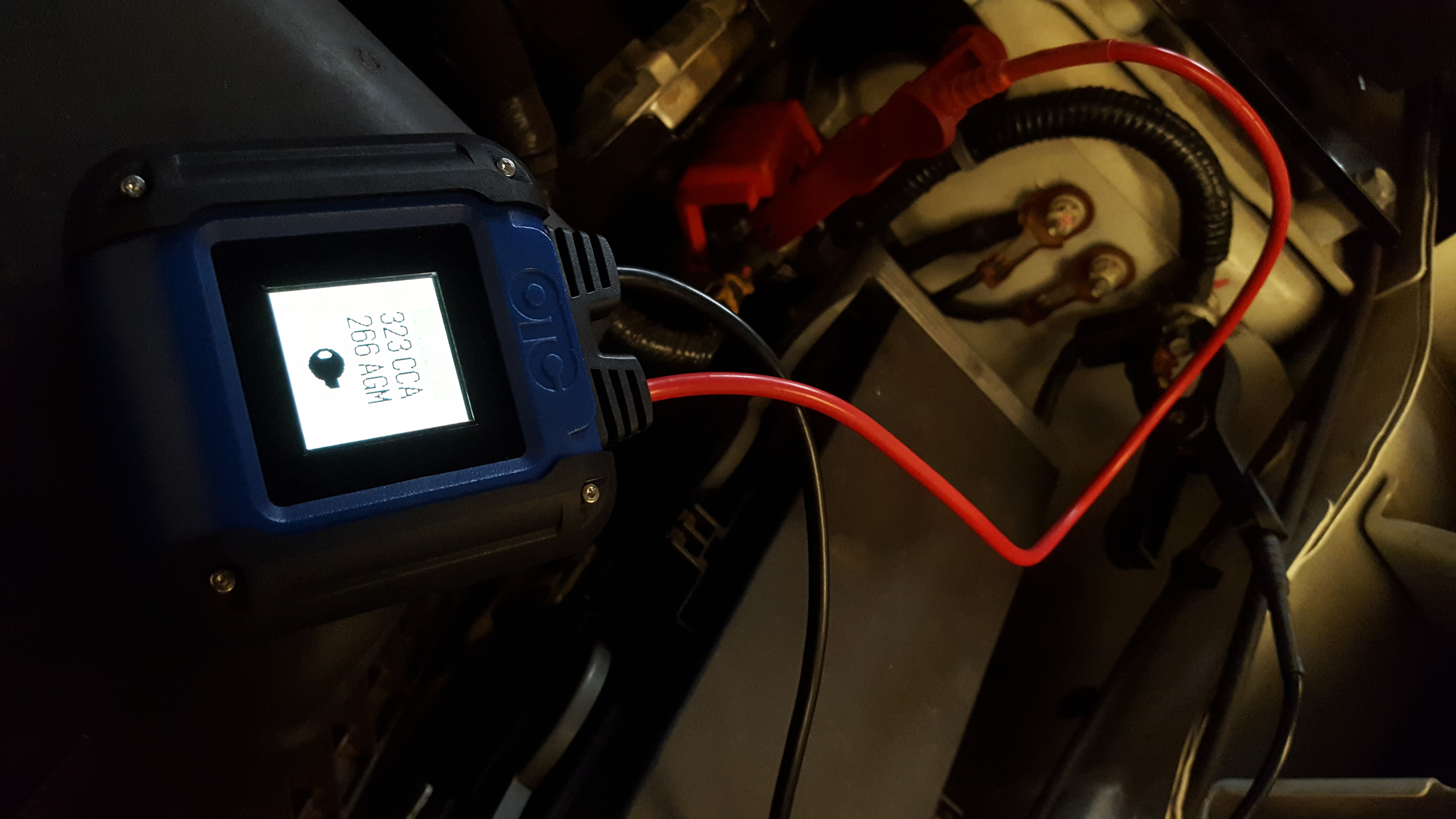 Teste do sistema elétrico Fiat Freemont 2.4 2014